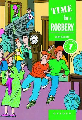 Time for a Robbery: Time for a Robbery Level 1