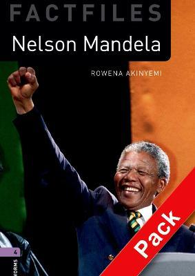 Oxford Bookworms Library Factfiles: Level 4:: Nelson Mandela audio CD pack