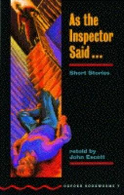 As the Inspector Said