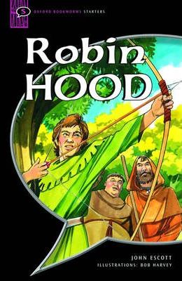 Robin Hood: Comic Strip