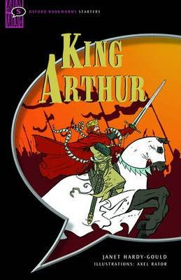 King Arthur and the Knights of the Round Table: Comic-strip