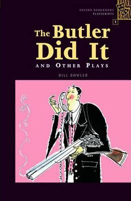 The Butler Did it and Other Plays: 400 Headwords