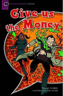 Give Us the Money: Comic-strip