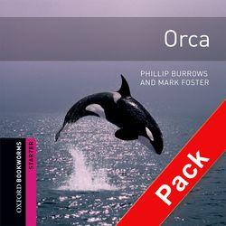 Oxford Bookworms Library: Starter Level:: Orca audio CD pack