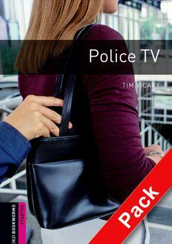Oxford Bookworms Library: Starter Level:: Police TV audio CD pack