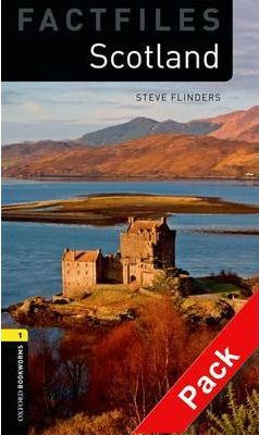 Oxford Bookworms Library Factfiles: Level 1:: Scotland audio CD pack