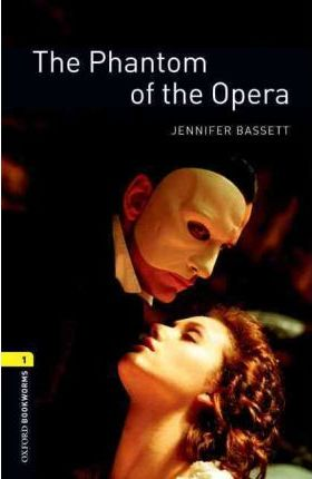 American Oxford Bookworms: Stage 1: Phantom of the Opera
