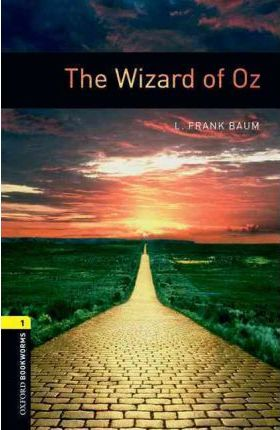 American Oxford Bookworms: Stage 1: Wizard of Oz