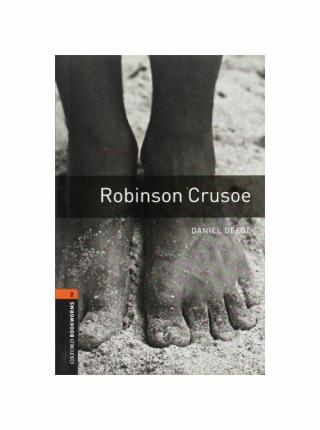 American Oxford Bookworms: Stage 2: Robinson Crusoe