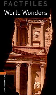 Oxford Bookworms Library Factfiles: Level 2:: World Wonders audio CD pack