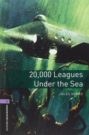 Oxford Bookworms Library: Level 4:: 20,000 Leagues Under The Sea audio CD pack