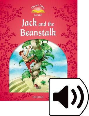 Classic Tales Second Edition: Level 2: Jack and the Beanstalk e-Book & Audio Pack