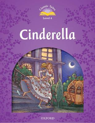 Classic Tales Second Edition: Level 4: Cinderella e-Book & Audio Pack