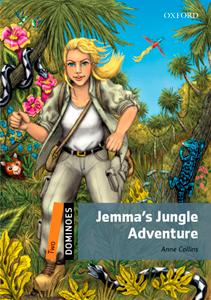 Dominoes: Two: Jemma's Jungle Adventure Pack