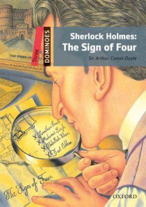 Dominoes: Three: Sherlock Holmes: The Sign of Four Pack