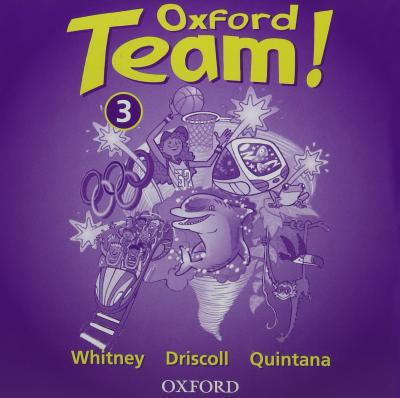 Oxford Team 3 Class CDs