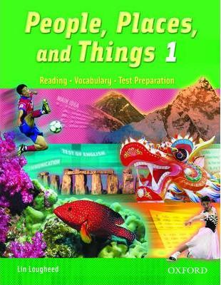 People, Places, and Things 1: Student Book