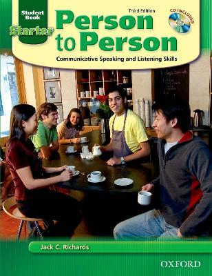 Person to Person, Third Edition Starter: Student Book (with Student Audio CD)