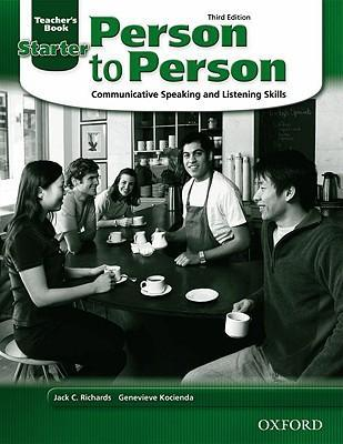 Person to Person, Third Edition Starter: Teacher's Book