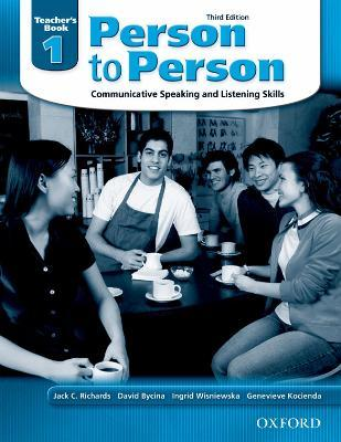 Person to Person, Third Edition Level 1: Teacher's Book