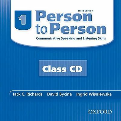 Person to Person, Third Edition Level 1: Class Audio CDs (2)