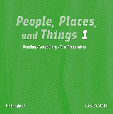 People, Places, and Things 1: Audio CD