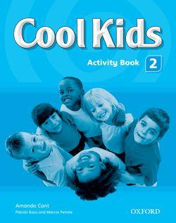 Cool Kids 2: Activity Book