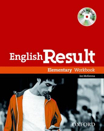 English Result: Elementary: Workbook with Answer Booklet and MultiROM Pack