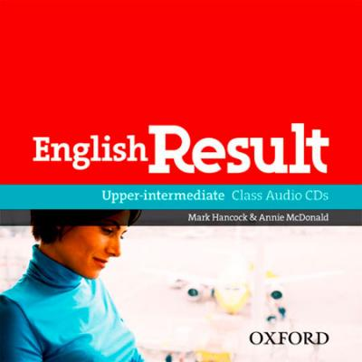 English Result Upper-Intermediate: Class Audio CDs (2)