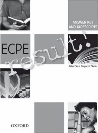 ECPE result!: Answer Key & Tapescripts