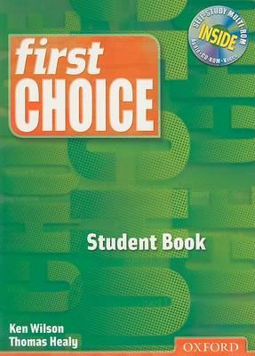 First Choice: Student Book with MultiROM Pack