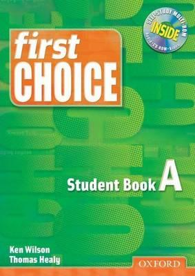 First Choice: Student Book A with Multi-ROM Pack