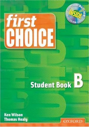 First Choice: Student Book B with Multi-ROM Pack