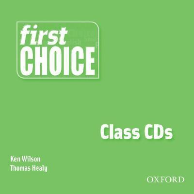 First Choice: Class Audio CDs (2)