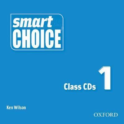 Smart Choice 1: Class Audio CDs (2)