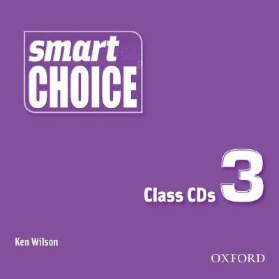 Smart Choice 3: Class Audio CDs (2)