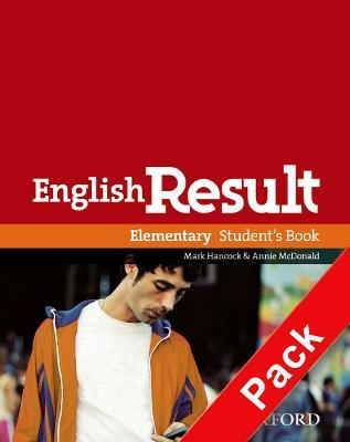 English Result: Elementary: Teacher's Resource Pack with DVD and Photocopiable Materials Book