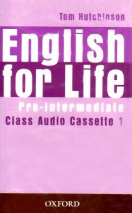 English for Life Pre-intermediate: Class Cassettes