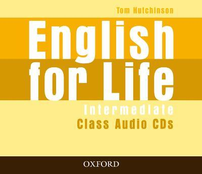 English for Life: Intermediate: Class Audio CDs (3)