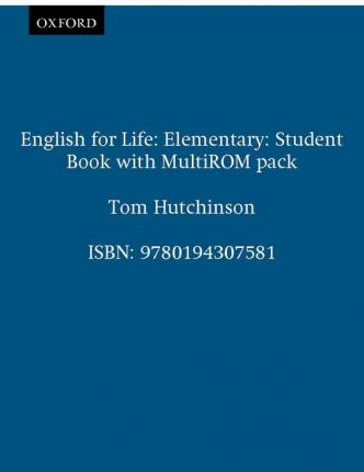 English for Life: Elementary: Student's Book with MultiROM Pack