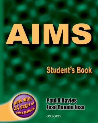 Aims Student's Book with Extra Practice Material