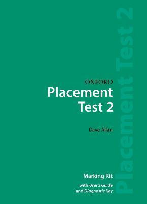 Oxford Placement Tests 2: Marking Kit