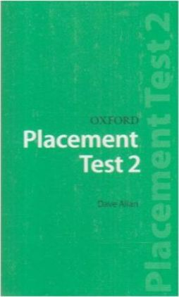 Oxford Placement Tests: Test pack 2