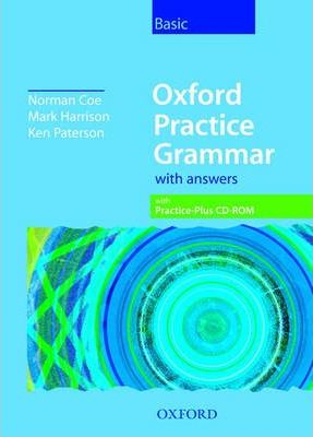 Oxford Practice Grammar: With Answers and CD-ROM Basic level