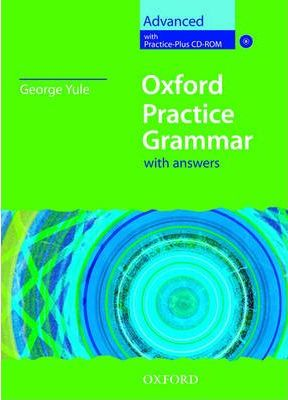 Oxford Practice Grammar: With Key and CD-ROM Advanced level