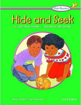Kids' Readers: Hide and Seek