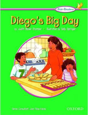 Kids' Readers: Diego's Big Day