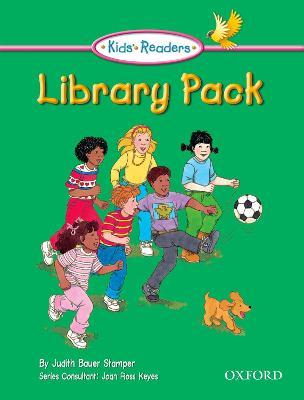 Kids' Readers: Library Pack (Pack of ten readers)