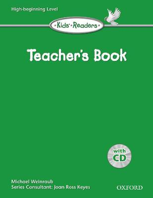 Kids' Readers: Teacher's Book with CD