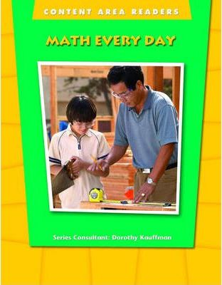 Content Area Readers: Math Every Day